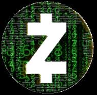 Z-Cash Matrix Icon