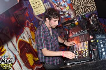 IMG_1073_OddCake Presents - Digital Meltdown 07-21-2011 @ Medusa Lounge, Philadelphia, PA