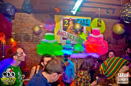 OddCake and Space Camp Present: Planet Cake 1-24-14 22