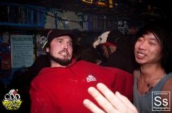 OddCake Presents - Digital Meltdown II, 11-18-2011 @ Medusa Lounge, Philadelphia, PA 0012-1