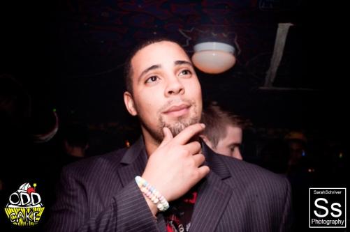 OddCake Presents - Digital Meltdown II, 11-18-2011 @ Medusa Lounge, Philadelphia, PA 0016
