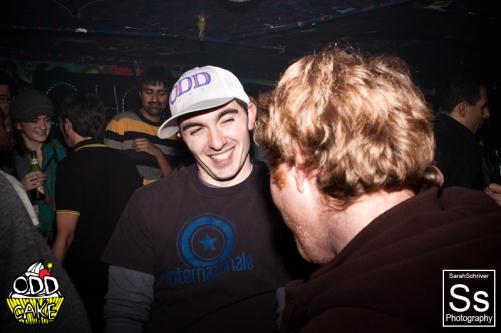 OddCake Presents - Digital Meltdown II, 11-18-2011 @ Medusa Lounge, Philadelphia, PA 0017-1
