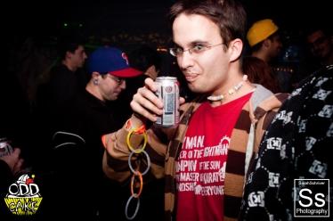 OddCake Presents - Digital Meltdown II, 11-18-2011 @ Medusa Lounge, Philadelphia, PA 0017