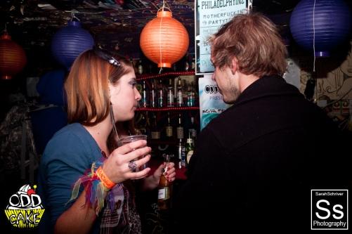 OddCake Presents - Digital Meltdown II, 11-18-2011 @ Medusa Lounge, Philadelphia, PA 0020-1