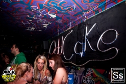 OddCake Presents - Digital Meltdown II, 11-18-2011 @ Medusa Lounge, Philadelphia, PA 0021-1