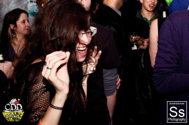 OddCake Presents - Digital Meltdown II, 11-18-2011 @ Medusa Lounge, Philadelphia, PA 0027-1