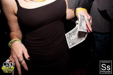 OddCake Presents - Digital Meltdown II, 11-18-2011 @ Medusa Lounge, Philadelphia, PA 0029-1