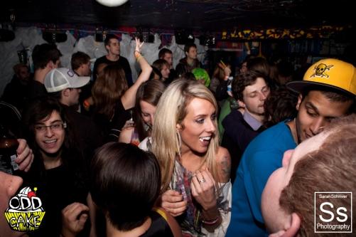 OddCake Presents - Digital Meltdown II, 11-18-2011 @ Medusa Lounge, Philadelphia, PA 0030-1