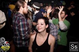 OddCake Presents - Digital Meltdown II, 11-18-2011 @ Medusa Lounge, Philadelphia, PA 0043-1