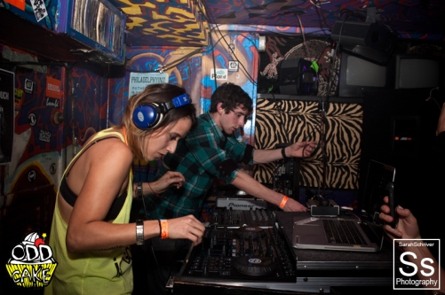 OddCake Presents - Digital Meltdown II, 11-18-2011 @ Medusa Lounge, Philadelphia, PA 0044-1