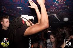OddCake Presents - Digital Meltdown II, 11-18-2011 @ Medusa Lounge, Philadelphia, PA 0045-1