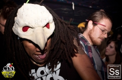 OddCake Presents - Digital Meltdown II, 11-18-2011 @ Medusa Lounge, Philadelphia, PA 0048-1