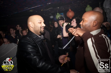 OddCake Presents - Digital Meltdown II, 11-18-2011 @ Medusa Lounge, Philadelphia, PA 0051-1