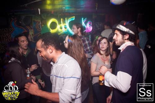 OddCake Presents - Digital Meltdown II, 11-18-2011 @ Medusa Lounge, Philadelphia, PA 0051