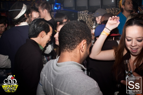 OddCake Presents - Digital Meltdown II, 11-18-2011 @ Medusa Lounge, Philadelphia, PA 0055