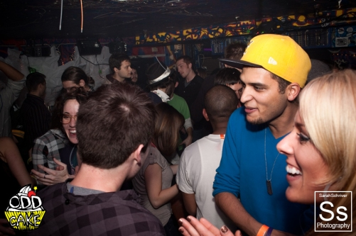 OddCake Presents - Digital Meltdown II, 11-18-2011 @ Medusa Lounge, Philadelphia, PA 0070