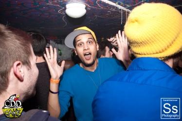 OddCake Presents - Digital Meltdown II, 11-18-2011 @ Medusa Lounge, Philadelphia, PA 0073