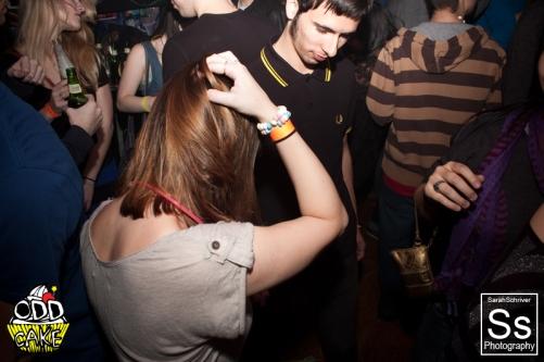 OddCake Presents - Digital Meltdown II, 11-18-2011 @ Medusa Lounge, Philadelphia, PA 0101