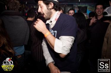 OddCake Presents - Digital Meltdown II, 11-18-2011 @ Medusa Lounge, Philadelphia, PA 0111