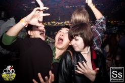 OddCake Presents - Digital Meltdown II, 11-18-2011 @ Medusa Lounge, Philadelphia, PA 0116