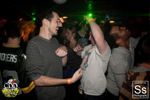 OddCake Presents - Digital Meltdown II, 11-18-2011 @ Medusa Lounge, Philadelphia, PA 0151