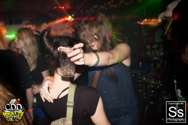 OddCake Presents - Digital Meltdown II, 11-18-2011 @ Medusa Lounge, Philadelphia, PA 0155