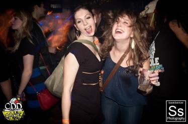 OddCake Presents - Digital Meltdown II, 11-18-2011 @ Medusa Lounge, Philadelphia, PA 0156