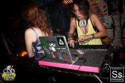 OddCake Presents - Digital Meltdown II, 11-18-2011 @ Medusa Lounge, Philadelphia, PA 0157