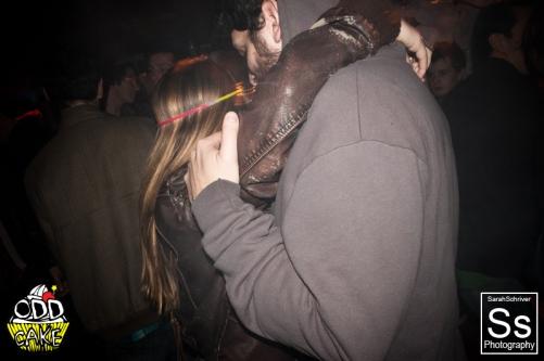 OddCake Presents - Digital Meltdown II, 11-18-2011 @ Medusa Lounge, Philadelphia, PA 0171