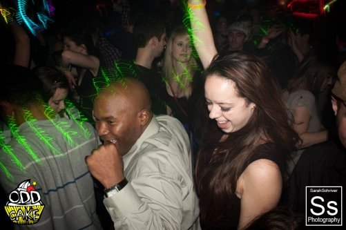 OddCake Presents - Digital Meltdown II, 11-18-2011 @ Medusa Lounge, Philadelphia, PA 0195