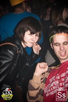 OddCake Presents - Digital Meltdown II, 11-18-2011 @ Medusa Lounge, Philadelphia, PA 0209