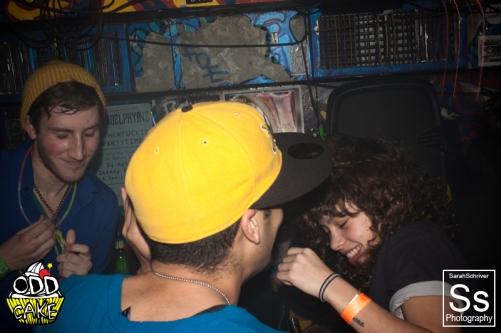 OddCake Presents - Digital Meltdown II, 11-18-2011 @ Medusa Lounge, Philadelphia, PA 0219