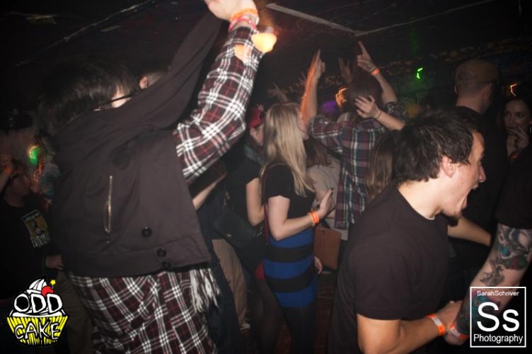 OddCake Presents - Digital Meltdown II, 11-18-2011 @ Medusa Lounge, Philadelphia, PA 0236