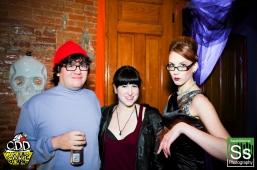 OddCake Presents - Halloween is October 31st (2012) @ KungFu Necktie, Philly 0059