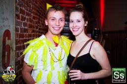 OddCake Presents - Halloween is October 31st (2012) @ KungFu Necktie, Philly 0074