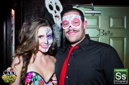 OddCake Presents - Halloween is October 31st (2012) @ KungFu Necktie, Philly 0077