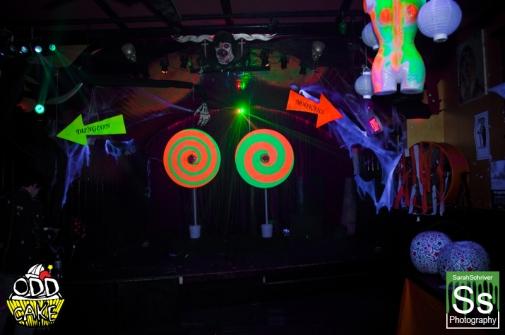 OddCake Presents - Halloween is October 31st (2012) @ KungFu Necktie, Philly 0078