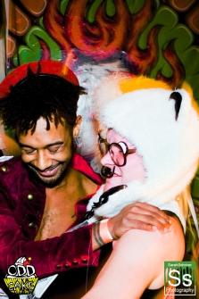 OddCake Presents - Halloween is October 31st (2012) @ KungFu Necktie, Philly 0089