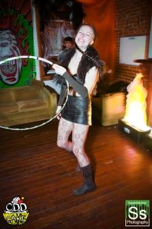 OddCake Presents - Halloween is October 31st (2012) @ KungFu Necktie, Philly 0091