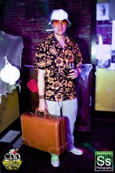 OddCake Presents - Halloween is October 31st (2012) @ KungFu Necktie, Philly 0100