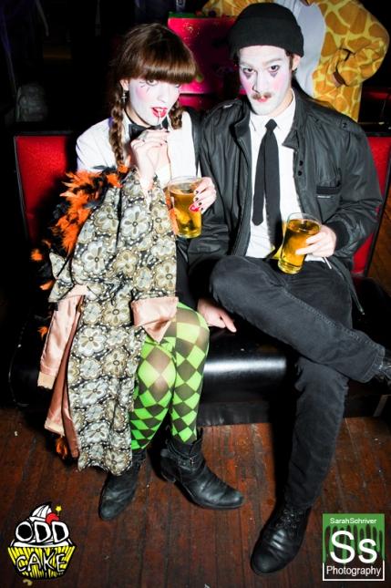OddCake Presents - Halloween is October 31st (2012) @ KungFu Necktie, Philly 0106