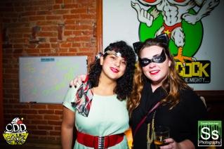 OddCake Presents - Halloween is October 31st (2012) @ KungFu Necktie, Philly 0111