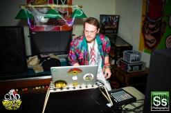 OddCake Presents - Halloween is October 31st (2012) @ KungFu Necktie, Philly 0115