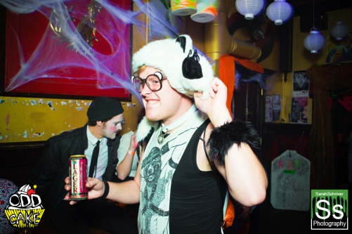 OddCake Presents - Halloween is October 31st (2012) @ KungFu Necktie, Philly 0125