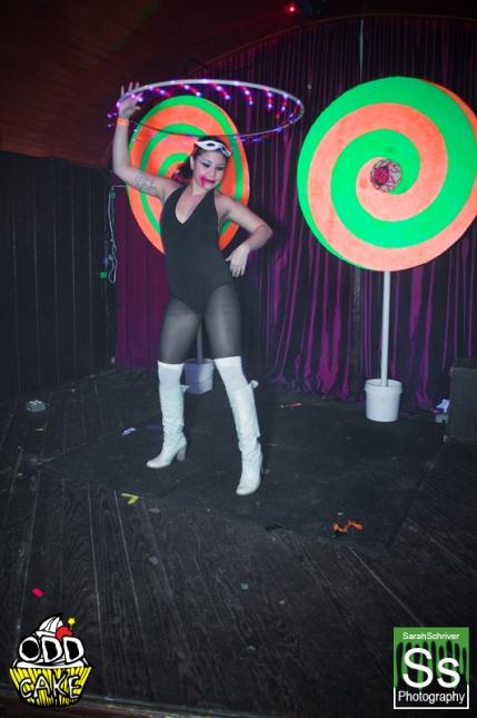 OddCake Presents - Halloween is October 31st (2012) @ KungFu Necktie, Philly 0131