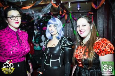 OddCake Presents - Halloween is October 31st (2012) @ KungFu Necktie, Philly 0134