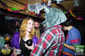 OddCake Presents - Halloween is October 31st (2012) @ KungFu Necktie, Philly 0140