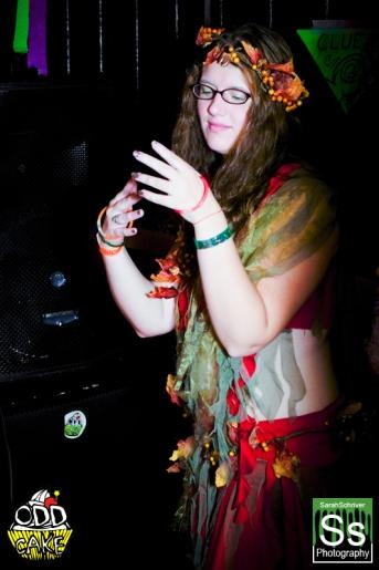 OddCake Presents - Halloween is October 31st (2012) @ KungFu Necktie, Philly 0148