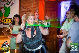 OddCake Presents - Halloween is October 31st (2012) @ KungFu Necktie, Philly 0164