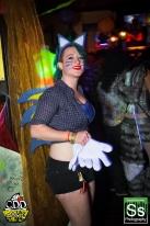 OddCake Presents - Halloween is October 31st (2012) @ KungFu Necktie, Philly 0173